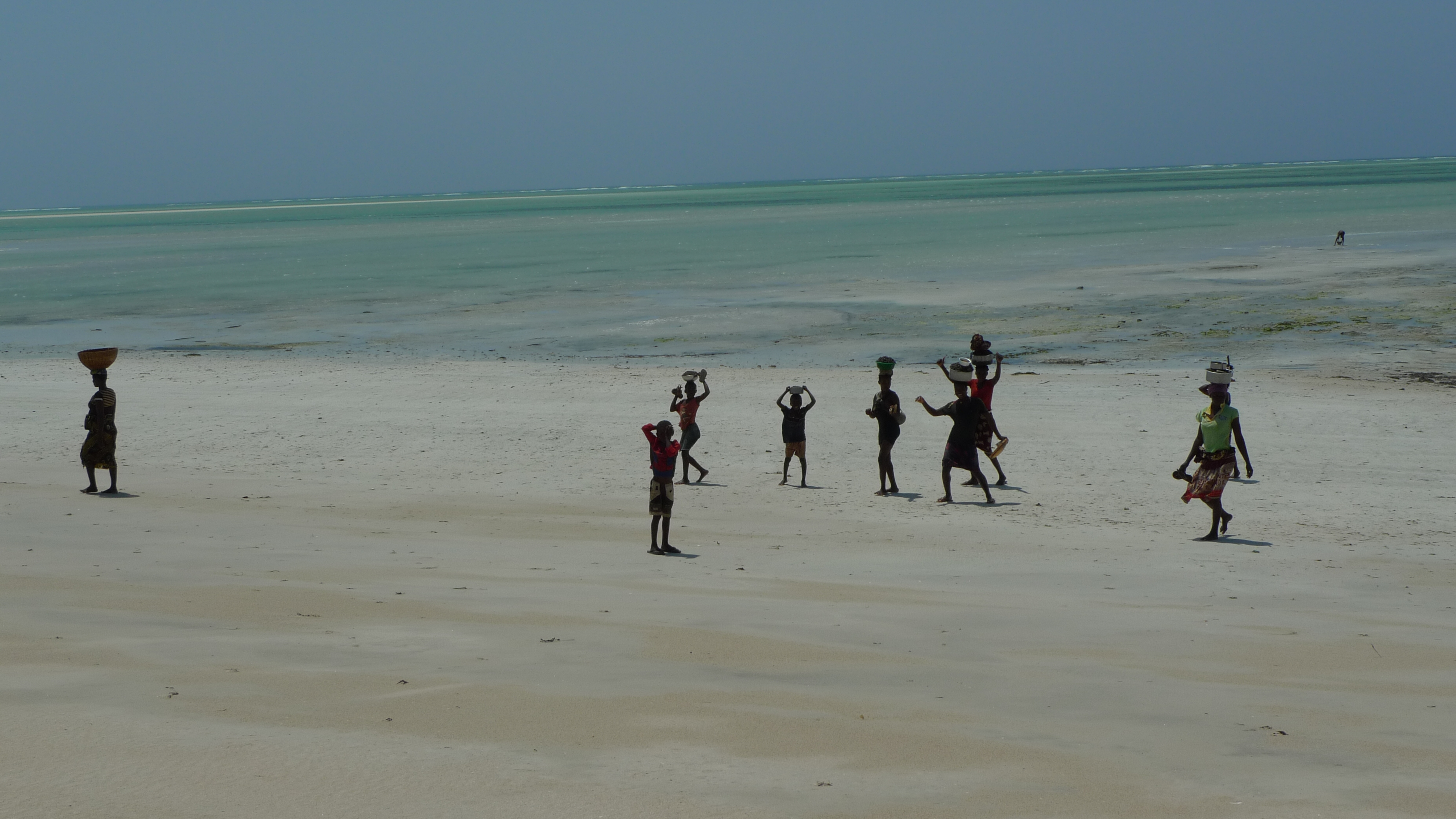 Mozambican women