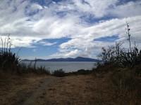 View of Kapiti Island