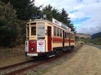 Magic tram